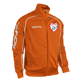 CHAQUETA CHANDALL ROYAL NARANJA