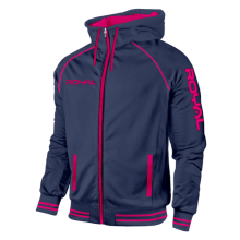 CHAQUETA DEPORTIVA ROYAL COLOR MARINO/VIOLETA