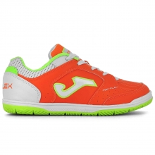 Zapatilla Joma Top Flex JR 808 Orange Indoor